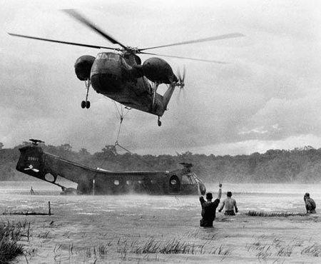 My da mat bao nhieu truc thang trong Chien tranh Viet Nam? - Anh 13