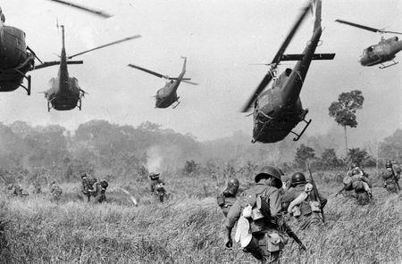 My da mat bao nhieu truc thang trong Chien tranh Viet Nam? - Anh 2