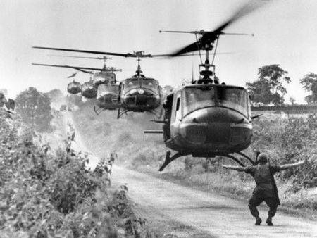 My da mat bao nhieu truc thang trong Chien tranh Viet Nam? - Anh 3