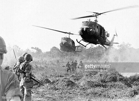 My da mat bao nhieu truc thang trong Chien tranh Viet Nam? - Anh 4