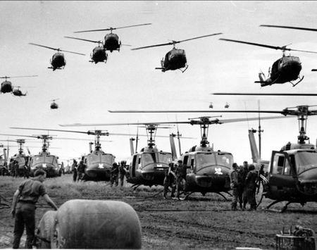 My da mat bao nhieu truc thang trong Chien tranh Viet Nam? - Anh 6