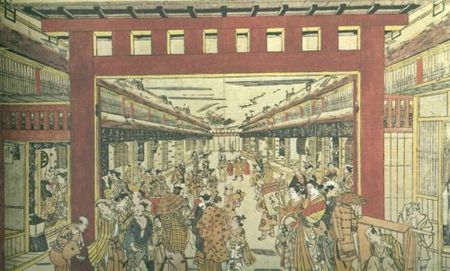 Am anh bo kimono khien thu do Tokyo xua bi thieu rui - Anh 2
