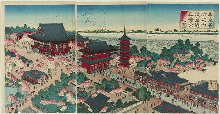 Am anh bo kimono khien thu do Tokyo xua bi thieu rui - Anh 4