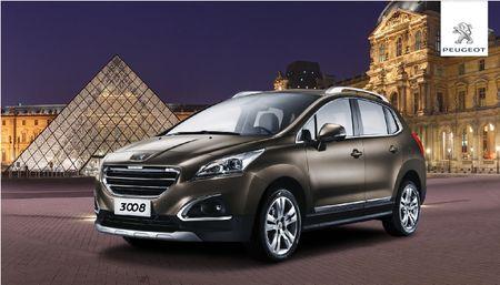 Peugeot 3008 giam 75 trieu dong, ve muc gia duoi 1 ty dong - Anh 1