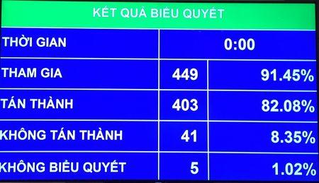 Quoc hoi chinh thuc thong qua tach du an San bay Long Thanh - Anh 1