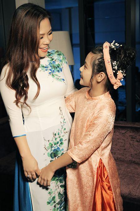 Be Bo nha Phan Anh cang lon cang xinh nhu hot girl - Anh 3