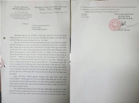 Quan Dong Da (Ha Noi): Hon 300 ho dan 'moi mon' cho mot Quyet dinh - Anh 4