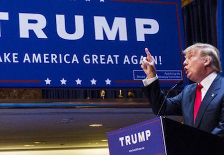 Ong Donald Trump co bao nhieu nguoi theo doi tren mang xa hoi? - Anh 1