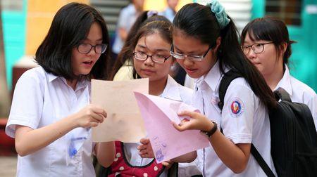 Ngay 21/6: Thanh pho Ha Noi se cong bo diem thi vao lop 10 cong lap - Anh 1