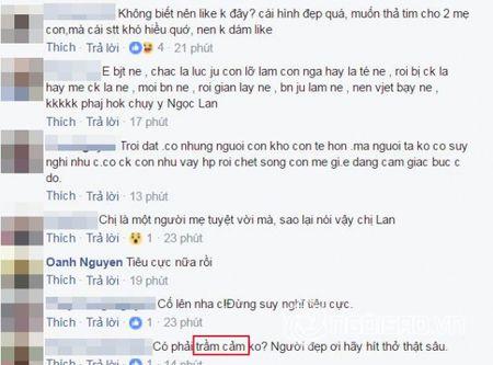 Ngoc Lan: 'Chi muon nhay xuong song chet...' - Anh 2