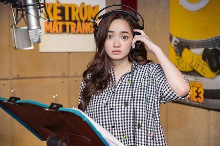 Kaity Nguyen long tieng phim hoat hinh 'Ke trom mat trang' - Anh 2