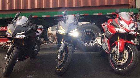 Can canh Honda CBR250RR gia tren 200 trieu dong vua ve Viet Nam - Anh 2