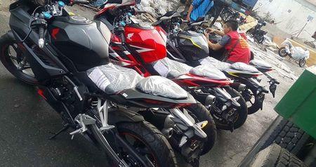 Can canh Honda CBR250RR gia tren 200 trieu dong vua ve Viet Nam - Anh 3
