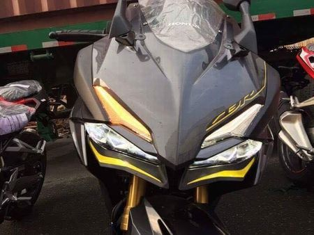 Can canh Honda CBR250RR gia tren 200 trieu dong vua ve Viet Nam - Anh 4