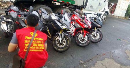 Can canh Honda CBR250RR gia tren 200 trieu dong vua ve Viet Nam - Anh 8