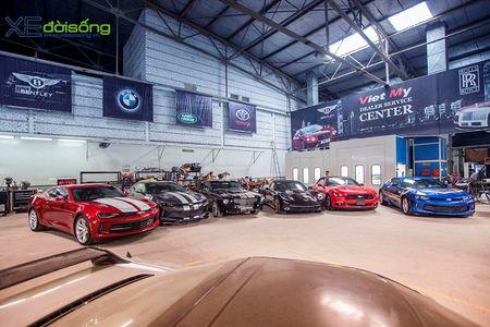 Dan my nu Sai Gon do dang voi Mustang, Camaro va Corvette - Anh 12