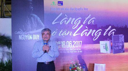 Nguyen Duy - dang dang sau net hon nhien - Anh 1