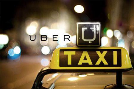 Bo Giao thong 'phanh' cap phep thi diem taxi Uber, Grab - Anh 1