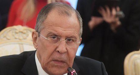 Lavrov keu goi My tranh hanh dong don phuong tai Syria - Anh 1