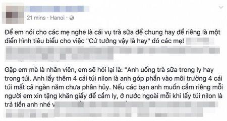 'De chung hay de rieng': The hien trinh do sai boi canh, chuyen gia kinh te noi tieng bi 'nem da' du doi - Anh 5