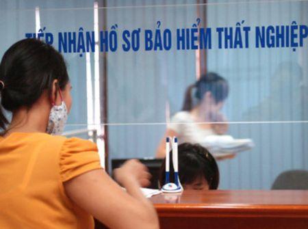 Nghi viec trai luat khong duoc huong tro cap that nghiep - Anh 1