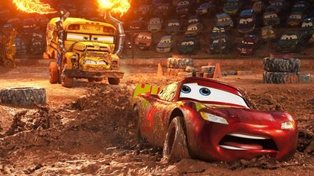 'Wonder Woman' that thu truoc 'Cars 3' - Anh 2