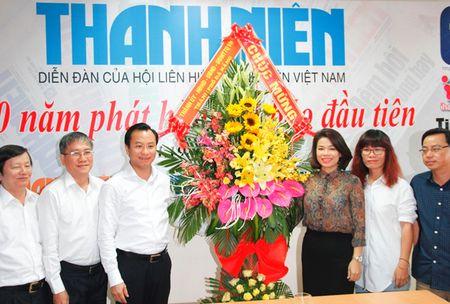 Bi thu Nguyen Xuan Anh: Vinh du khi Bao Thanh Nien neu mat tot cua Da Nang - Anh 1