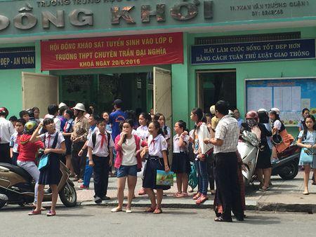 Kinh nghiem lam bai khao sat lop 6 Truong THPT chuyen Tran Dai Nghia - Anh 1