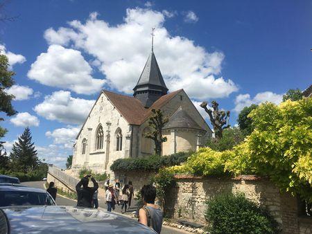 Givenchy & khu vuon cua danh hoa Monet - Anh 1