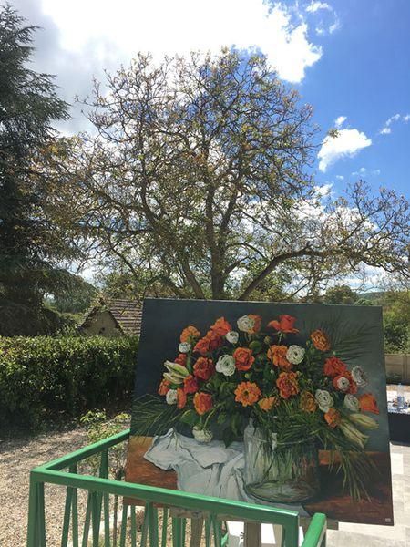Givenchy & khu vuon cua danh hoa Monet - Anh 4