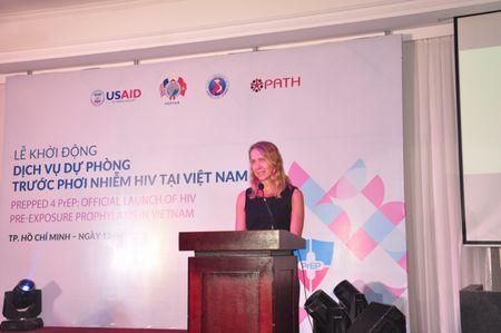 Khoi dong Dich vu Du phong truoc phoi nhiem HIV tai Viet Nam - Anh 2