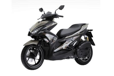 Yamaha cong bo gia ban NVX 155 phien ban gioi han tai Viet Nam - Anh 1