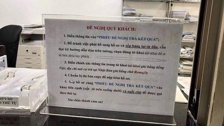 DSQ Viet Nam tai Nhat Ban phan hoi cao buoc gay kho de cong dan - Anh 2