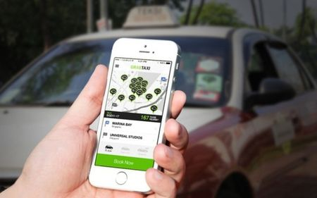Dung cap phep thi diem moi cac ung dung goi xe nhu Uber, Grab - Anh 1