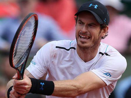 Tennis ngay 19/6: Murray: 'Toi la tay vot manh nhat the gioi'. Serena mao hiem vac bung bau di tap - Anh 1