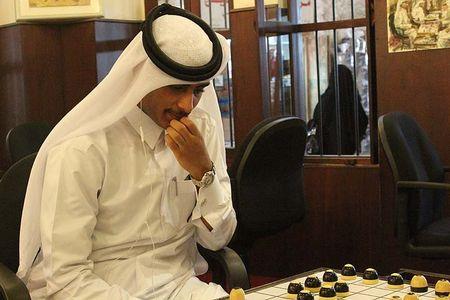 Ghe tham quan co dama o Qatar vua bi cac nuoc vung Vinh don ep - Anh 13