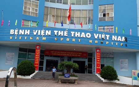 Bo Y te de nghi lam ro vu hanh hung bac sy tai BV The thao Viet Nam - Anh 1
