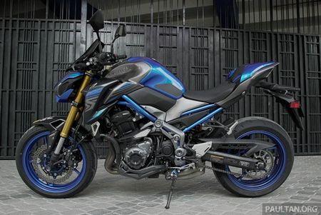 Kawasaki Z900 2017: Chiec xe 'tat ca-trong-mot' - Anh 1