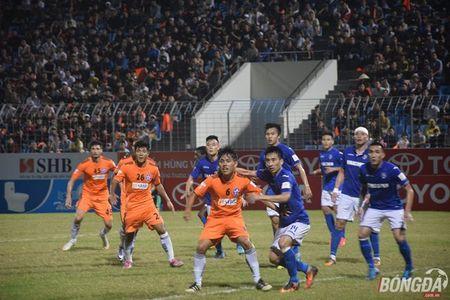 17h00 ngay 20/6, SHB Da Nang vs Than Quang Ninh: Tam biet ngoi vuong - Anh 1