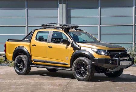 Ban tai Chevrolet Colorado do 'full option' chinh hang - Anh 1