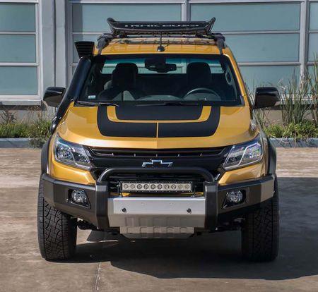Ban tai Chevrolet Colorado do 'full option' chinh hang - Anh 2