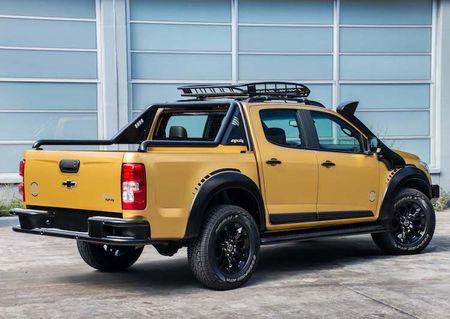 Ban tai Chevrolet Colorado do 'full option' chinh hang - Anh 3