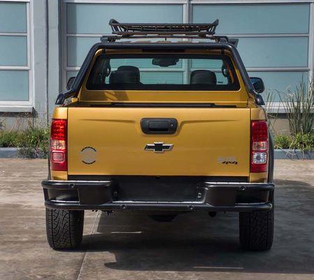Ban tai Chevrolet Colorado do 'full option' chinh hang - Anh 8