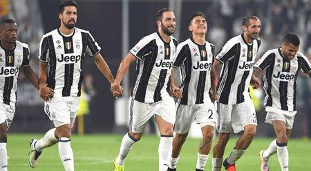 Juventus 'chay mau' luc luong - Anh 1