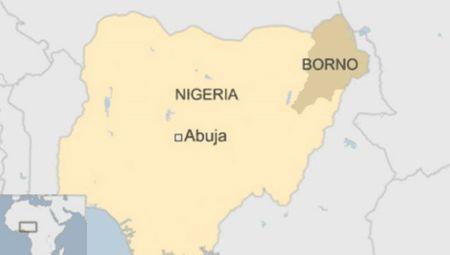 5 phu nu danh bom tu sat giet 16 nguoi o Nigeria - Anh 1