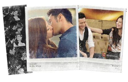 Huynh Hieu Minh - Trieu Vy: Co mot moi luong duyen mang ten 'to tinh that bai' - Anh 11