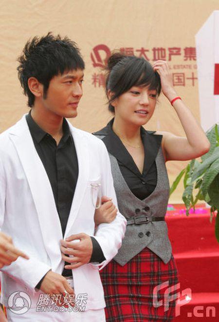Huynh Hieu Minh - Trieu Vy: Co mot moi luong duyen mang ten 'to tinh that bai' - Anh 15