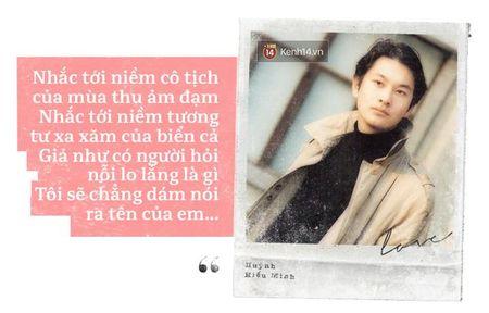 Huynh Hieu Minh - Trieu Vy: Co mot moi luong duyen mang ten 'to tinh that bai' - Anh 3