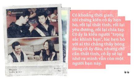Huynh Hieu Minh - Trieu Vy: Co mot moi luong duyen mang ten 'to tinh that bai' - Anh 6