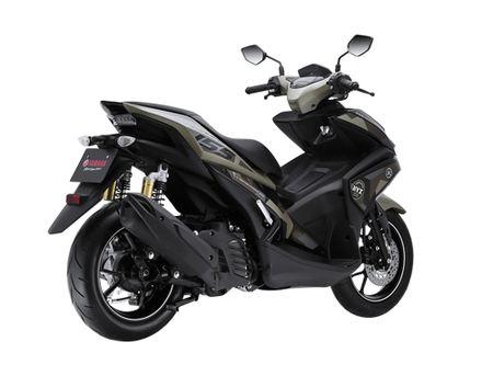 Yamaha NVX 155 phien ban gioi han Camo gia 52,7 trieu dong - Anh 1
